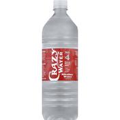 Crazy Water Water, Alkaline, Natural Mineral, No. 4