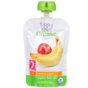 Tippy Toes Banana Apple Organic Baby Food