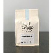 One Village Coffee Medium Roast Smart Blend Coffee