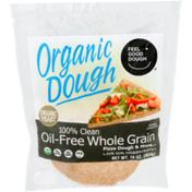 Feel Good Dough Organic Oil-Free Whole Grain Dough