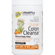 Health Plus Natural Daily Fiber, Orange