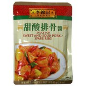 Lee Kum Kee Sauce for Sweet and Sour Pork/Spare Ribs