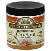 Orrington Farms Soup Base & Food Seasoning, Low Sodium, Chicken Flavored
