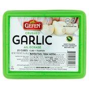 Gefen Garlic, Fresh Frozen, Crushed
