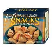 Amy's Kitchen Frozen Snacks Cheese Pizza, Non-GMO