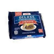 Meijer Deluxe Pasteurized Process American Cheese