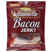 Johnsonville Bacon Jerky, Maple Flavor