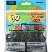 Unique Balloons, Jet Black