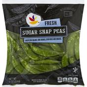 Ahold Snap Peas, Sugar, Fresh