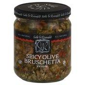 Sable & Rosenfeld Bruschetta, Spicy Olive