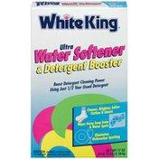 White King Ultra Powder Water Softener & Detergent Booster