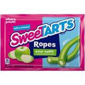 Sweet Tarts SOUR APPLE SOFT & CHEWY RoPeS CANDY