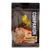 Companion Parakeet Food