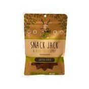 Snack Jack Plant Based Jackfruit Cracked Pepper Jerky