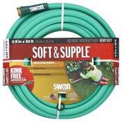 Swan Hose, Soft & Supple, Heavy Duty, 50 ft