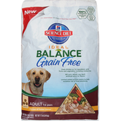 Hill's Science Diet Dog Food, Natural, Adult, 1-6 Years, Chicken & Potato Dinner