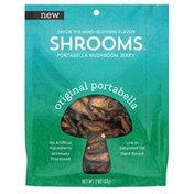 Shrooms Original Portabella Mushroom Jerky