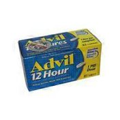 Advil 12 Hour Pain Relief Tablets