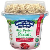 Stonyfield® Organic Superfruit Hemp Parfait
