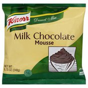 Knorr Mousse, Milk Chocolate