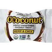 Nutiva O'Coconut, Hemp & Chia
