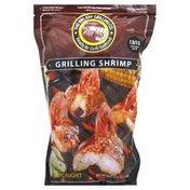 Bbq Bay Grilling Shrimp, Grilling