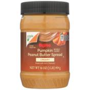Hy-Vee Creamy Pumpkin Peanut Butter Spread