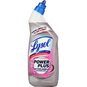 Lysol Toilet Bowl Cleaner, Lavender Fields Scent, Power Plus