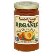 Randall Family Preserves, Organic, Apricot