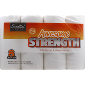 Essential Everyday Paper Towels, 2-Ply