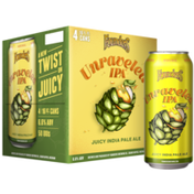 Founders Unraveled IPA Beer Cans