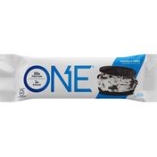 One Protein Bar, Cookies & Creme Flavored