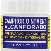 Ulciri Camphor Ointment, Alcanforado