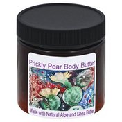The Devon Star Company Lll Body Butter, Prickly Pear