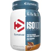 Dymatize ISO-100 Hydrolyzed Whey Protein Powder Chocolate Peanut Butter 1.6 LBS