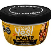 Campbell's® Well Yes!® Southwest-Style Chicken With Black Bean, Corn and Farro Soup Bowl