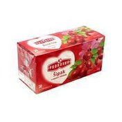 Podravka Rose Hip With Hibiscus Flower Tea Bags