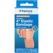"TopCare Antimicrobial Reusable 4"" Elastic Bandage"