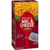 Betty Crocker Twists Macaroni & Cheese Dinner