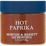 Morton & Bassett Spices Paprika, Hot