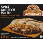 505 Southwestern Spicy Chicken Wrap