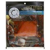 Culinary Circle Salmon, Cold Smoked Atlantic, Pastrami Style