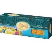 Dakota Growers Pasta Enriched Thin Dakota Growers Pasta Co. Enriched Thin Spaghetti