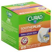 CURAD Gauze Pads, Small