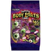 Frankford Body Parts Gummy Candy
