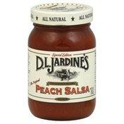 Jardines Salsa, Peach, Medium