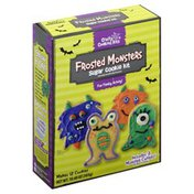 Crafty Cooking Kits Sugar Cookie Kit, Frosted Monsters