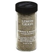 Morton & Bassett Spices Lemon Grass, Jar