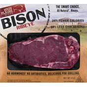 High Plains Bison Bison, Ribeye