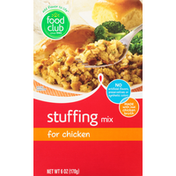 Food Club Stuffing Mix for Chicken